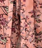 Gina Set - Peach floral