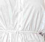 Rida Dress - White