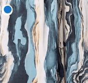 Ada Dress - Grey abstract