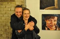 Kép a falon kiállítás - 2010 október