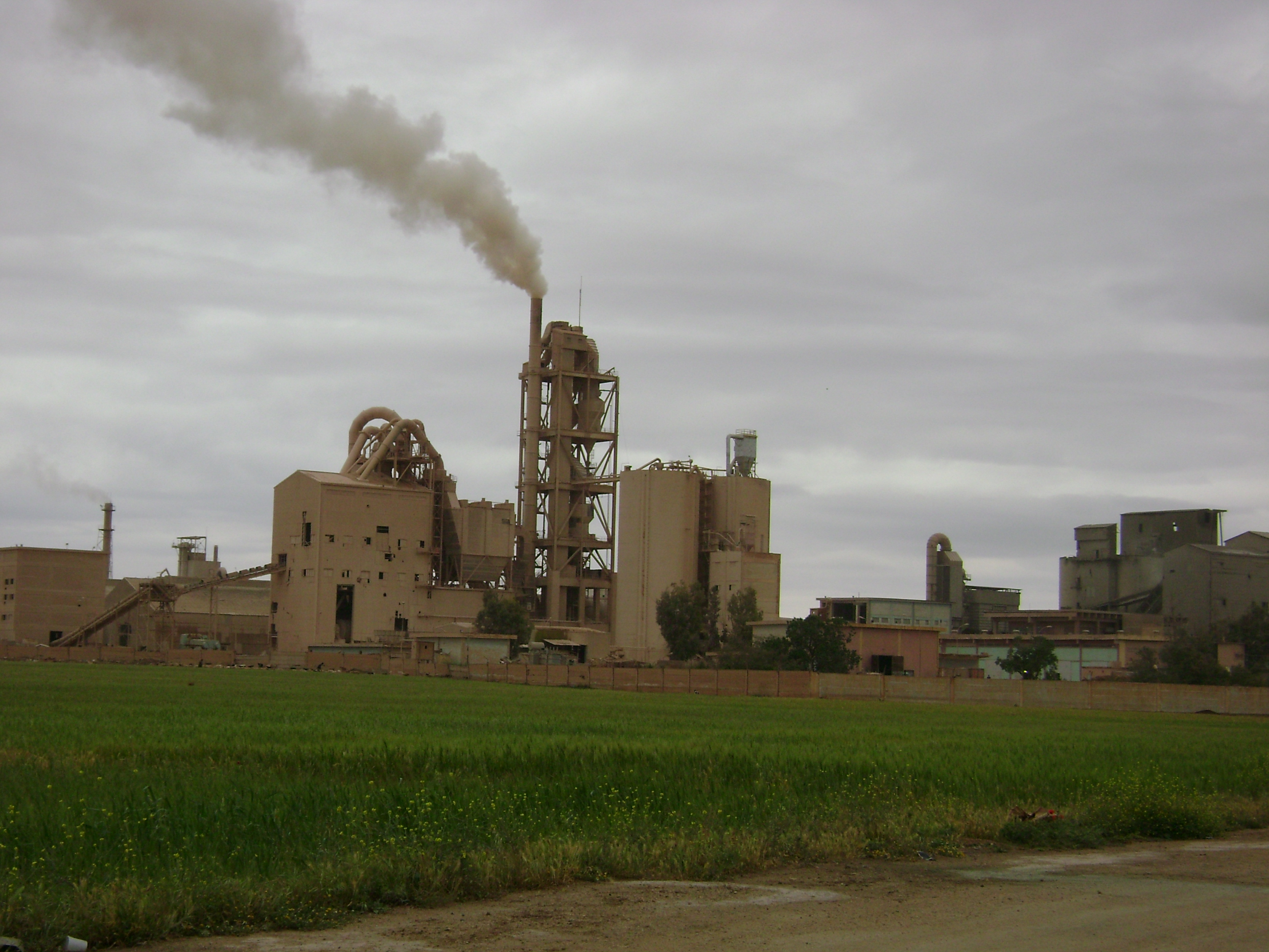 Greenfield Manufacturing Plant