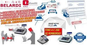 FATTURA ELETTRONICA RISTORANTE_da registratore di cassa