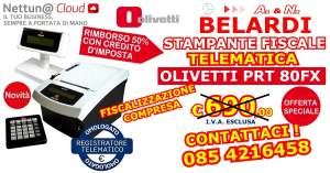OFFERTA-STAMPANTE-FISCALE-TELEMATICA-OLIVETTI-PRT-80
