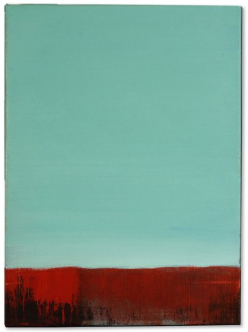 Acryl auf Leinwand, 40 x 30 cm, 2013