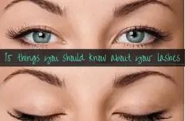 grow longer lashes