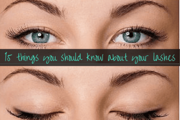 grow longer lashes