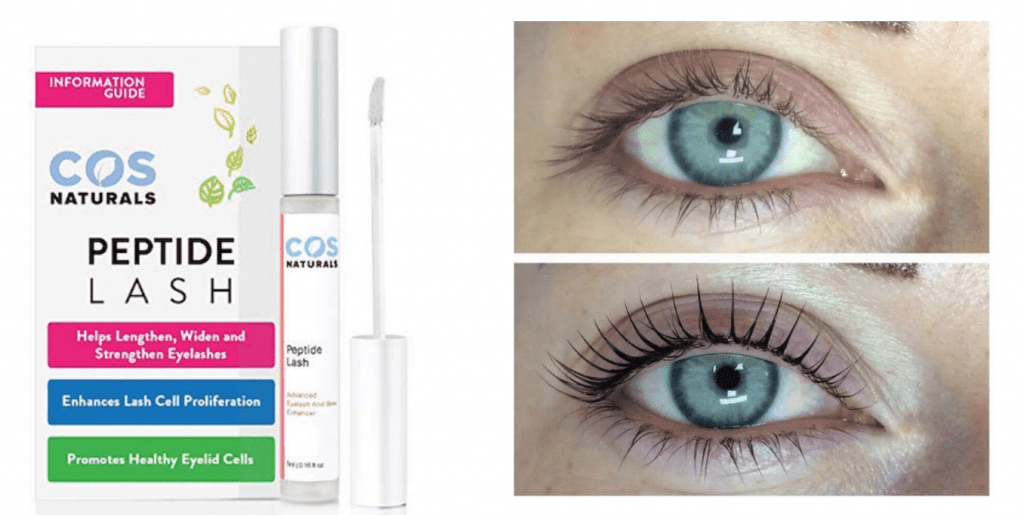 eyelash growth mascara