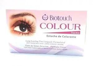 BioTouch Eye Lash Colour Tint Kit