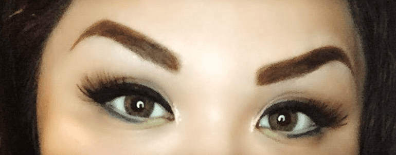 false eyelashes reviews