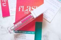 flash eyelash serum