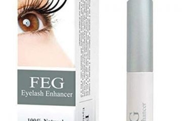 feg eyelash enhancer serum review