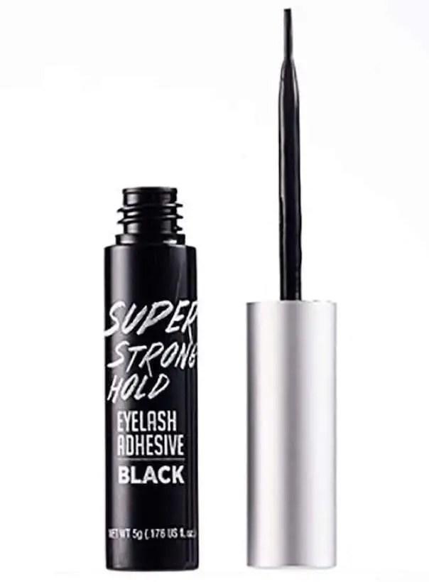 best eyelash adhesive