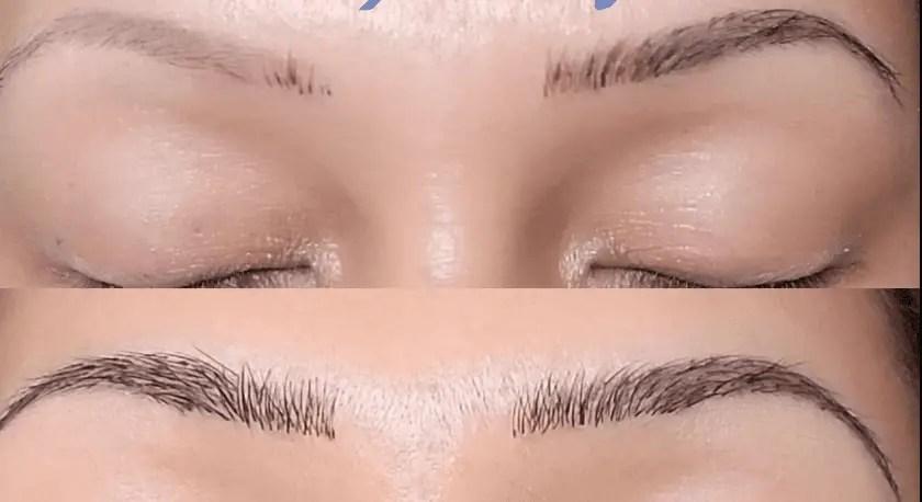 eyebrow extensions kits