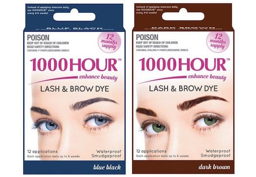 best eyebrow tint kit