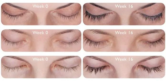 super glandin eyelash serum recension