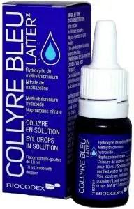 Collyre Bleu Eye Drops