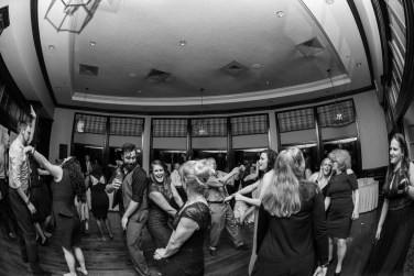 Wedding with a Packed Dance Floor