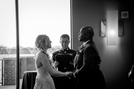 Sunset Room Wedding Photos by Steve and Jane Photography