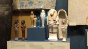 Mummy section.