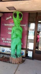 Roswell's Love for Aliens