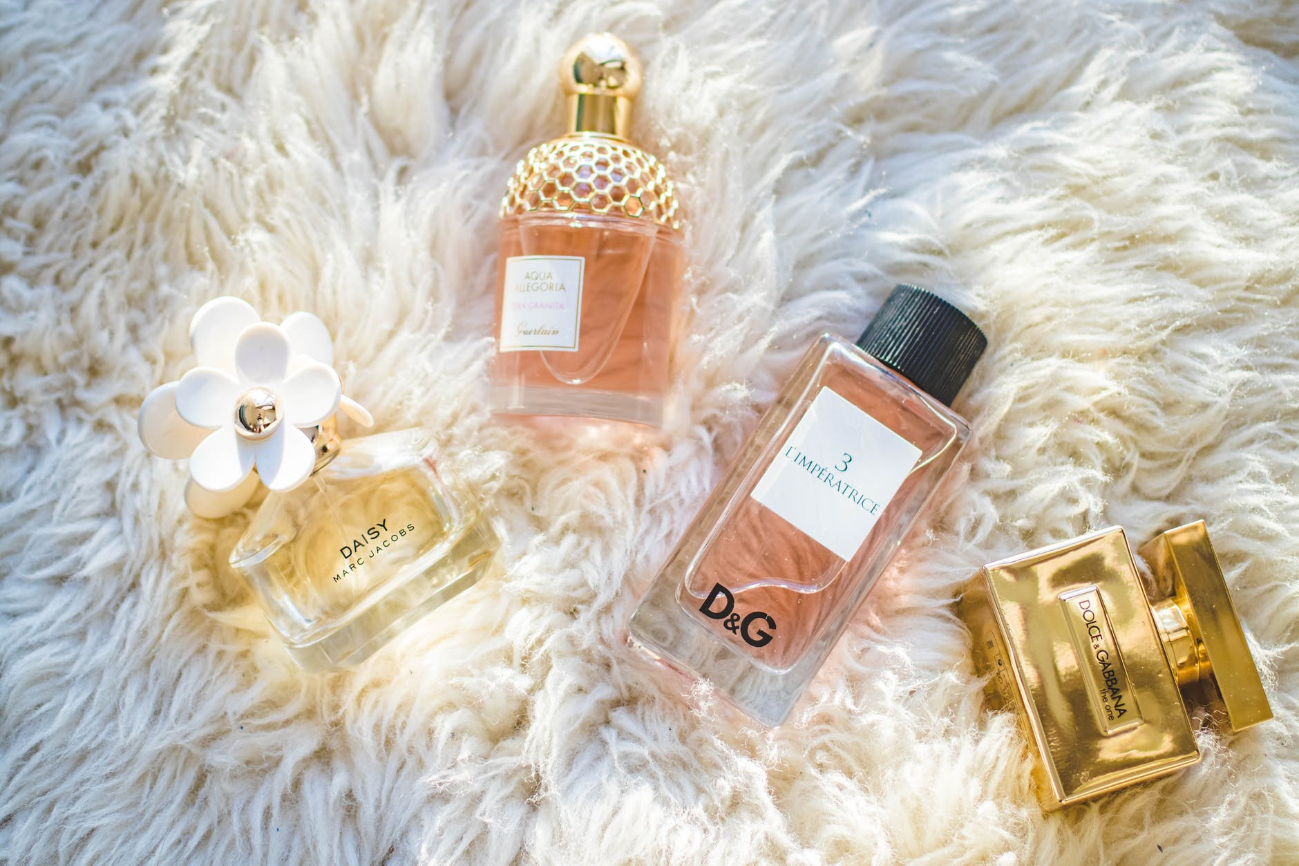 Meu perfume preferido