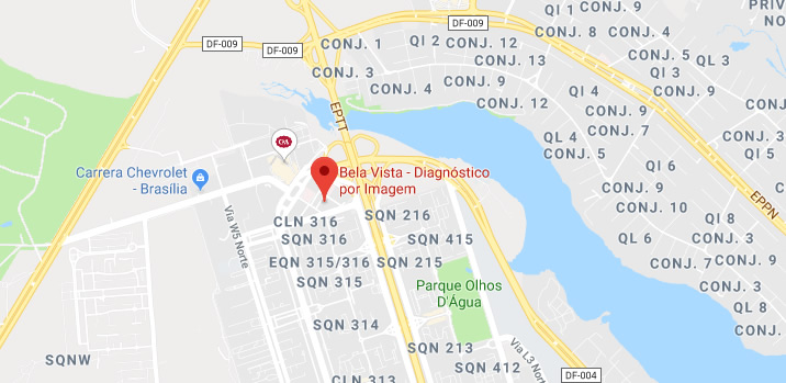 ecografia asa norte mapa google