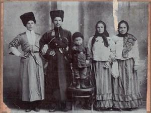 казачья-семья
