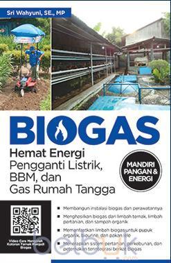 Gas Rumah Tangga : rumah, tangga, Biogas:, Hemat, Energi, Pengganti, Listrik,, Rumah, Tangga:, Wahyuni, Belbuk.com