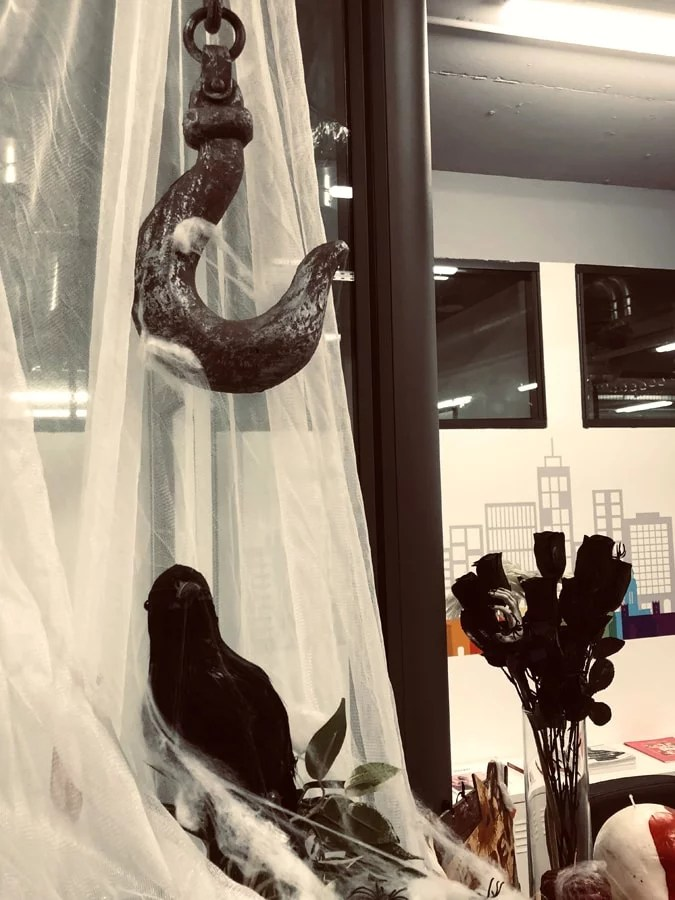 Accessoires Halloween Monaco bureaux décoration