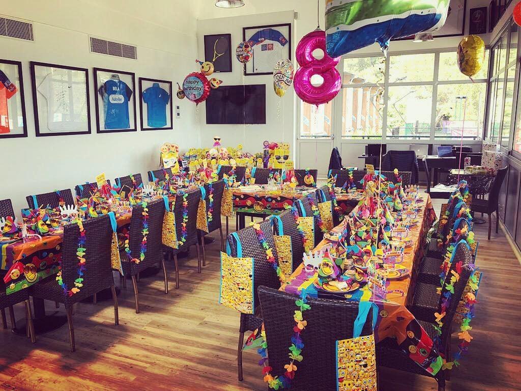 Belcat Events thème anniversaire original