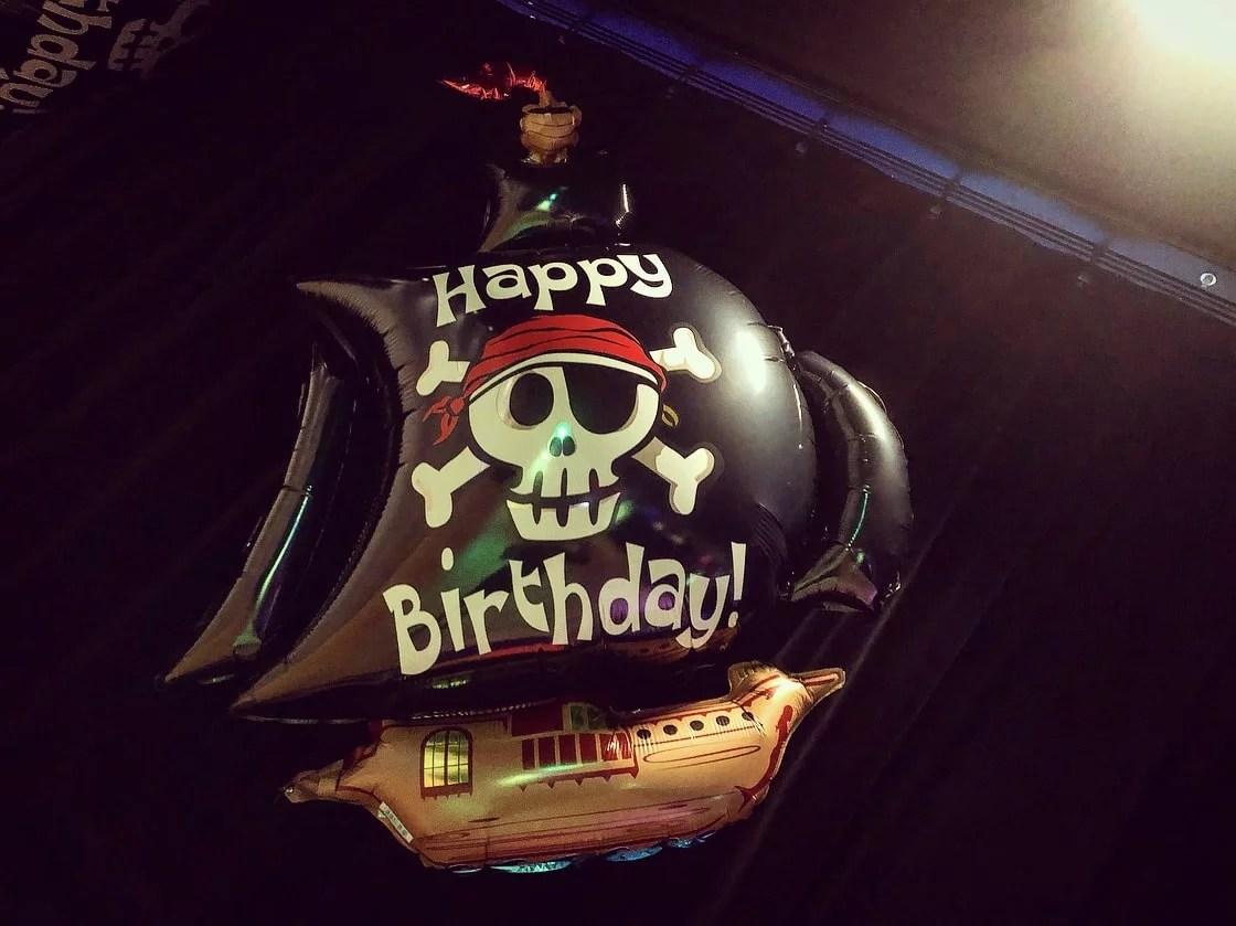 anniversaire Pirate Monaco
