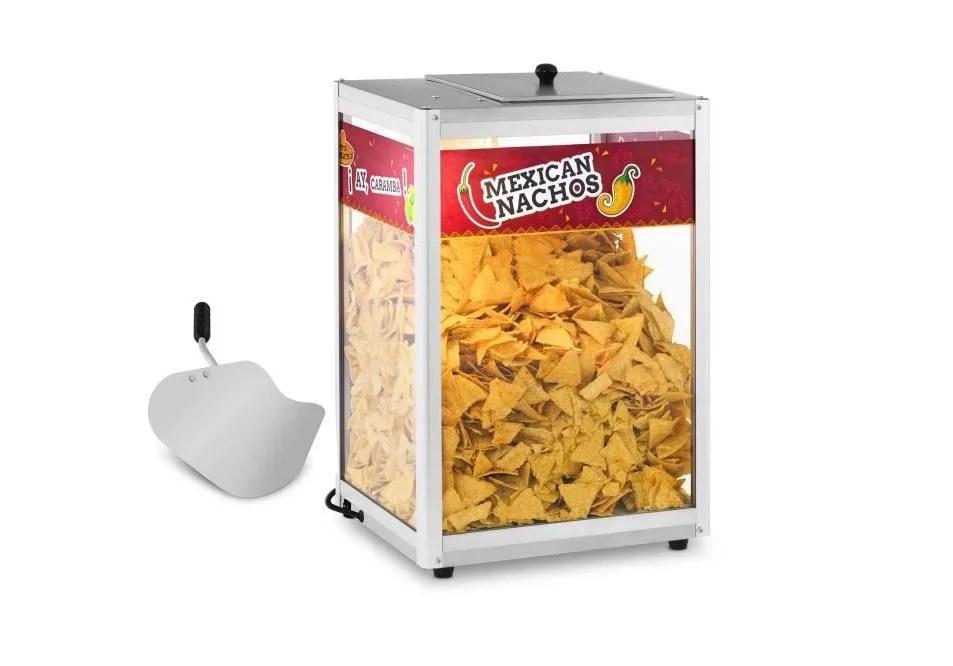 machine à nachos location