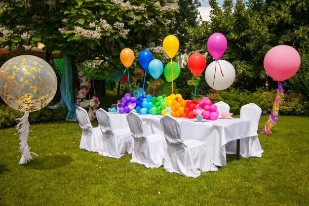 Garden party Monaco organisation