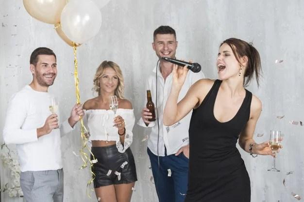 Fêtes karaoke