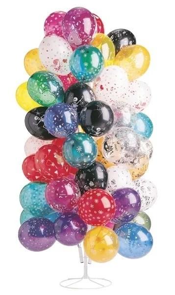 colonne de ballons