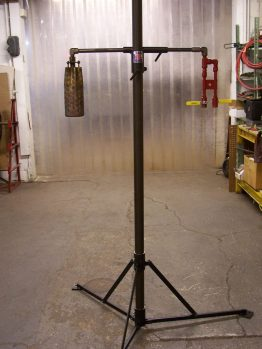 LADLE PREHEATER KIT ON TORCH STAND