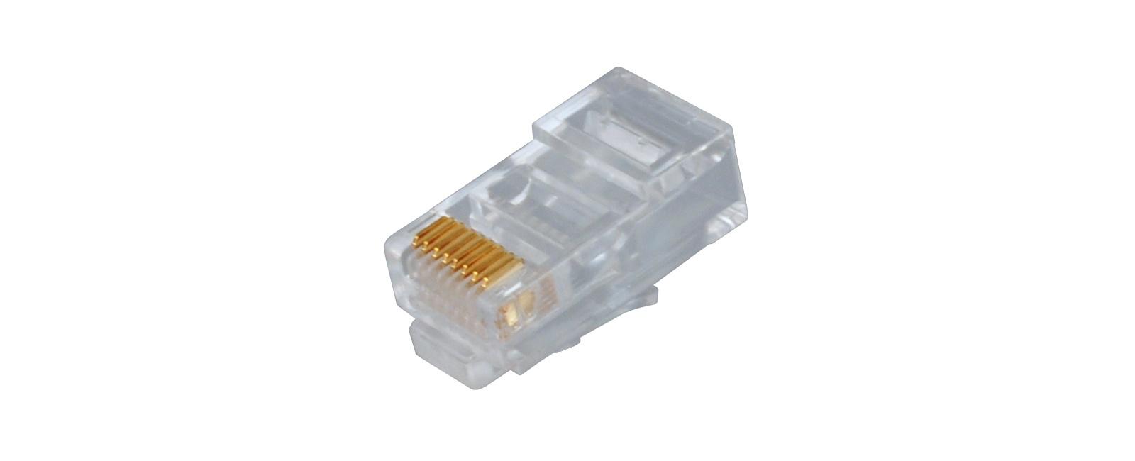 Installing RJ45 Connectors At InfoComm