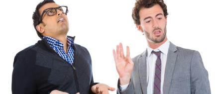 How to deal with irritated customers
