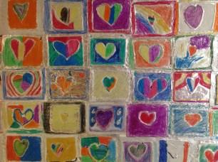 Color y sentimientos. 4º de EP