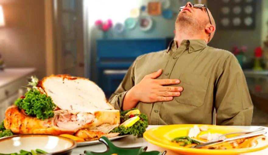 Como Comer Menos nas Festas de Fim de Ano  Beleza Cultura Mix