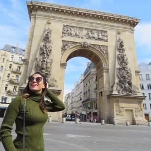 Arco de Saint-Denis