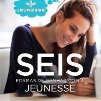 Como ganhar dinheiro com a Jeunesse?