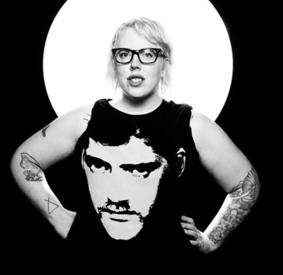 THE BLACK MADONNA  WILL DO ANYTHING TO MAKE A GIG!!