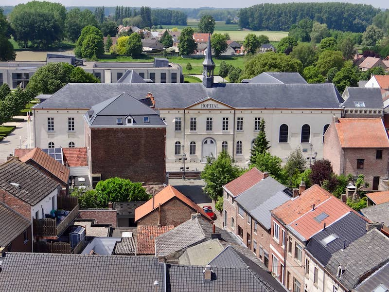 Belfort Zoutleeuw