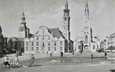 Drie torens van Sint-Truiden