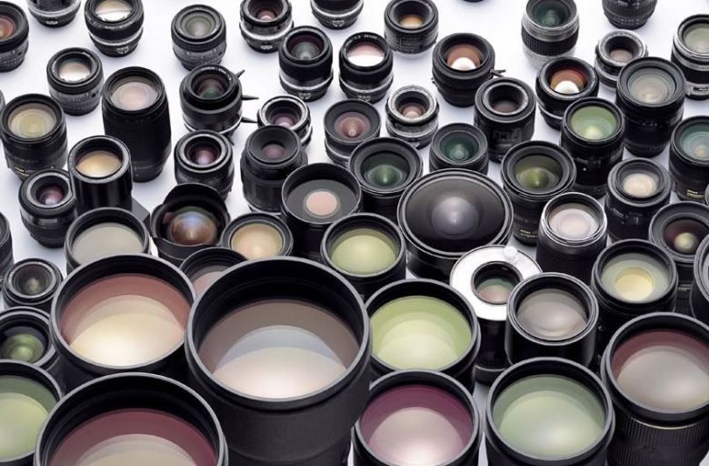 Membeli lensa
