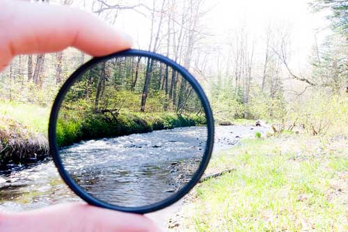 Neutral density nd filter