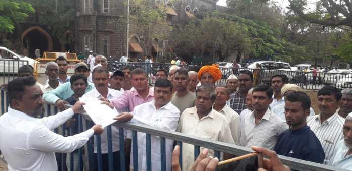 Kakti farmers strikes