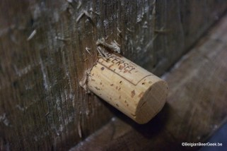 Cork in a barrel ~ 3Fonteinen