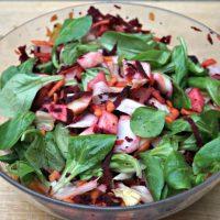 Belgian Foodie® Winter Salad